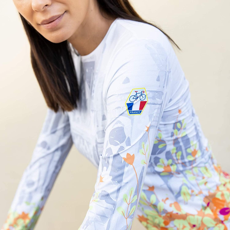 Terry Soleil Flow Top UPF 50+ Long Sleeve Women Shirt