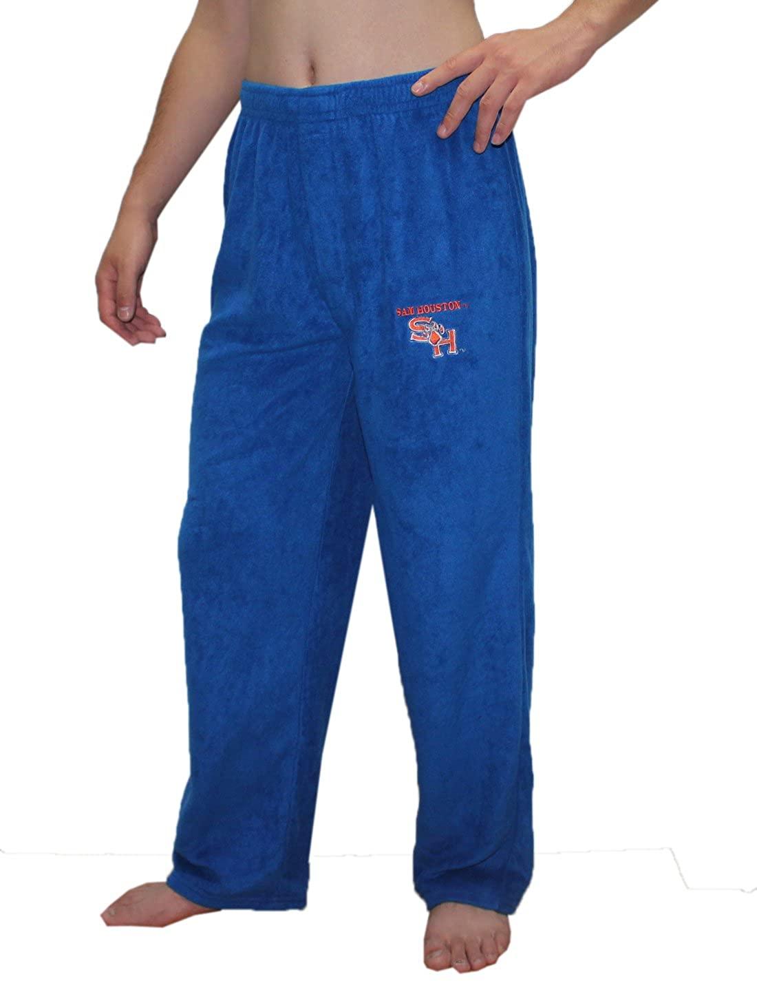 NCAA Big & Tall SAM Houston State Bearkats Mens Polar Fleece Pajama Pants