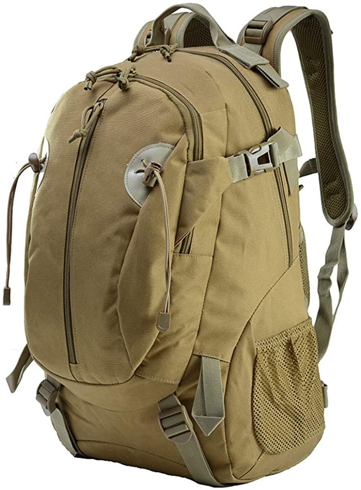 K-mover Expandable Military Tactical Backpack 3D Army Molle Assult Backpack for Travel