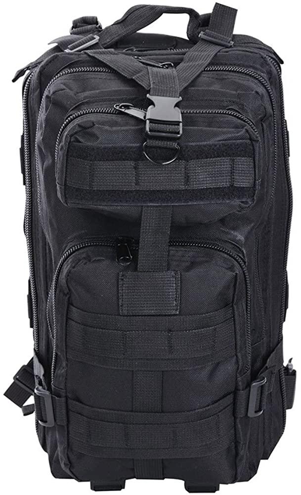 AW 600D Tactical Army Rucksacks Molle Backpack Waterproof Camping Outdoor Hiking Trekking Travaling Bag