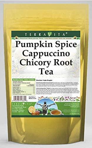 Pumpkin Spice Cappuccino Chicory Root Tea (25 Tea Bags, ZIN: 569366) - 3 Pack