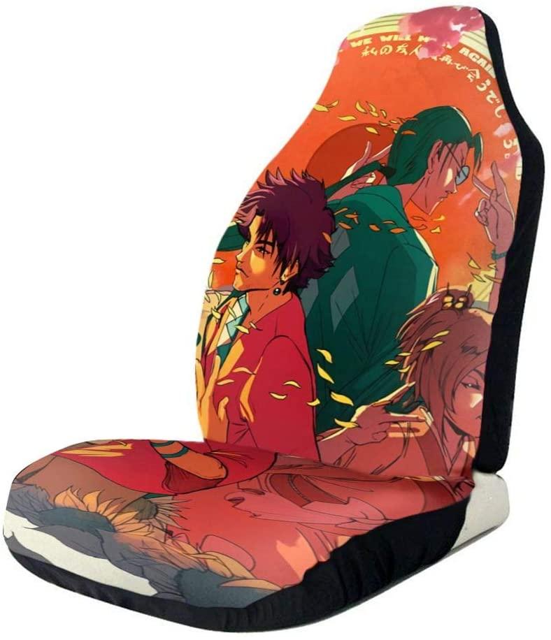 Ktdbthut Samurai Champloo Fashion Universal Car Cushions Vehicle Seat Protector Car Seats Covers Fit Most Cars Decorative