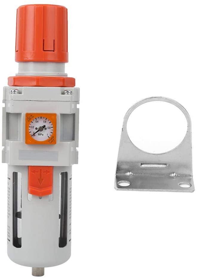 NANPU NW4000-04 G1/2in Oil-Water Separator Compressed Air Pressure Regulator Air Filter Pressure Reducing Valve Air Source Pocessor Pneumatic Components