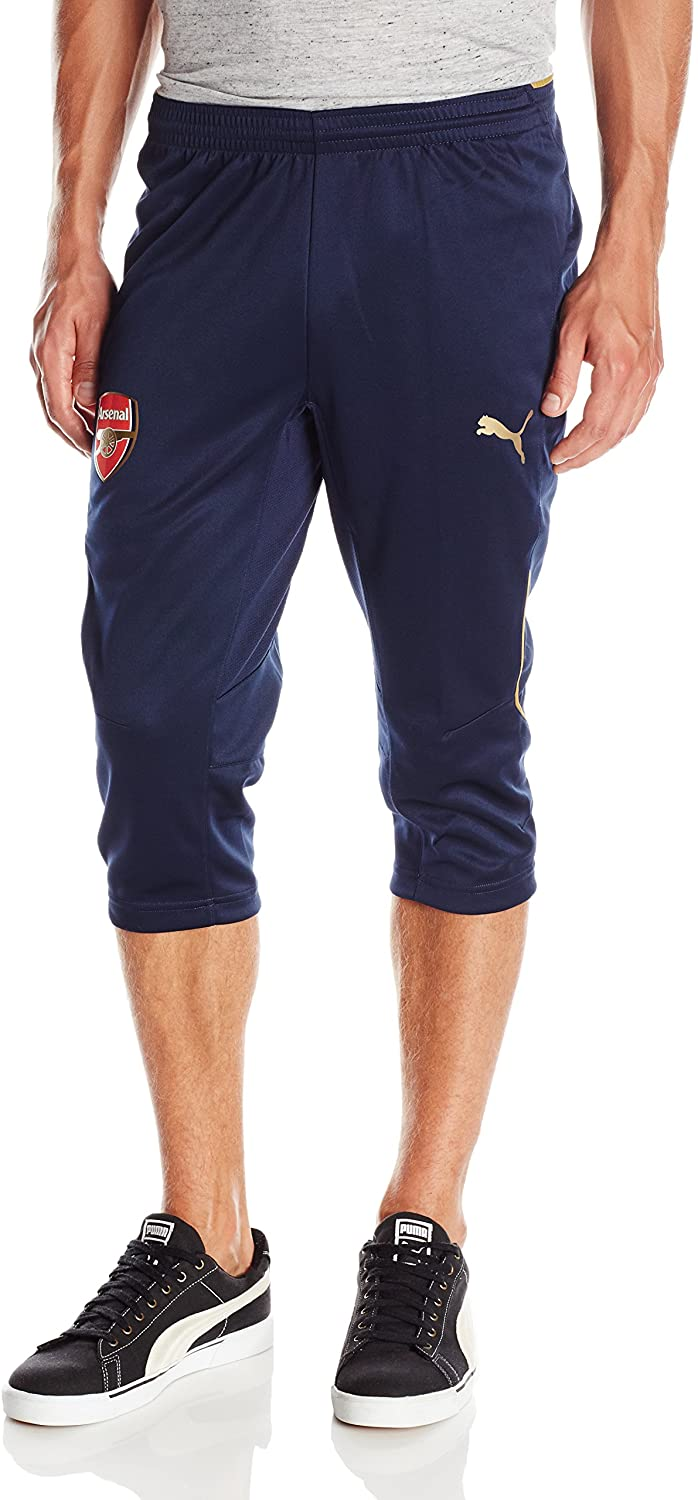 Puma Men's AFC 3/4 Training Pant without Pockets