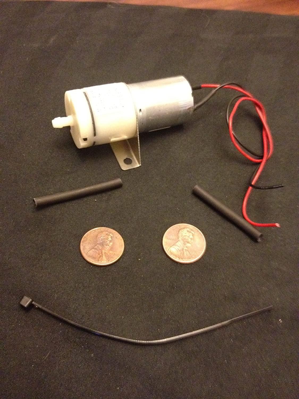 Mini Air Pump - 12v - Kpm27h - Keurig Coffee Brewer Air Purge Pump