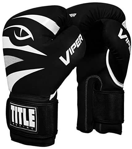Title Boxing Viper Strike Bag Gloves