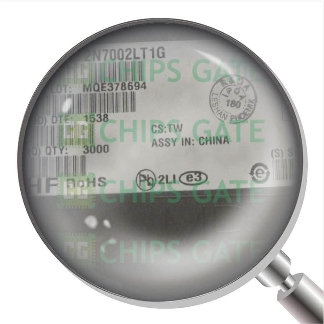 1000Pcs Mosfet Transistor Changjiang/Comchip Sot-23-3 2N7002 2N7002-G 7002