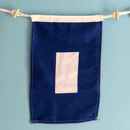 P Nautical Signal Flag