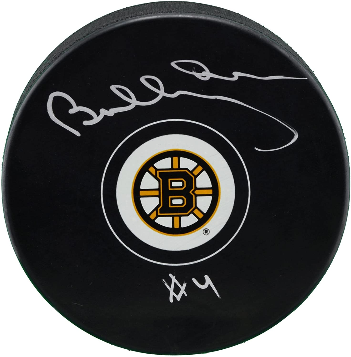 Bobby Orr Boston Bruins Autographed Hockey Puck - Fanatics Authentic Certified - Autographed NHL Pucks