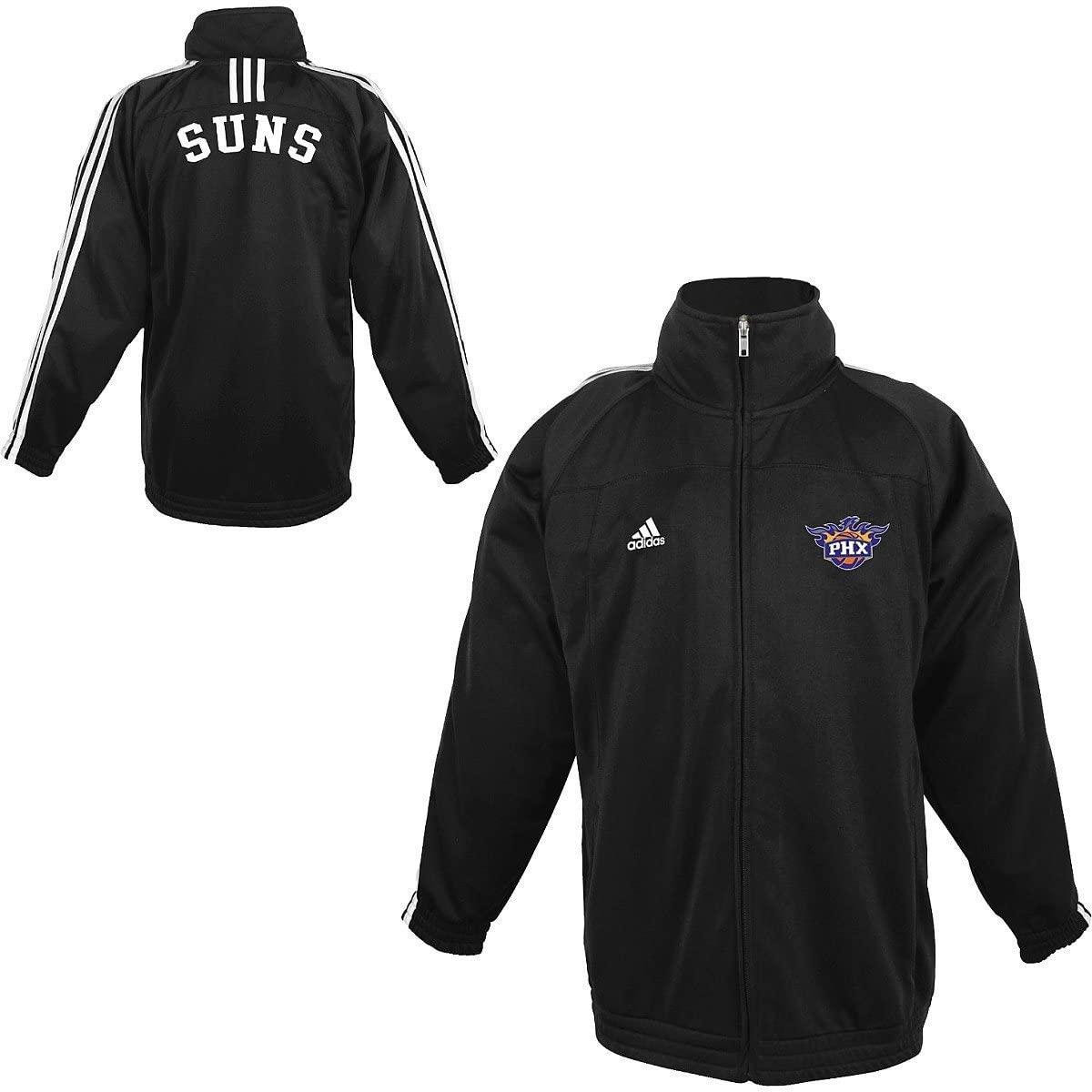 Phoenix Suns NBA Basketball Youth Track Jacket, Black