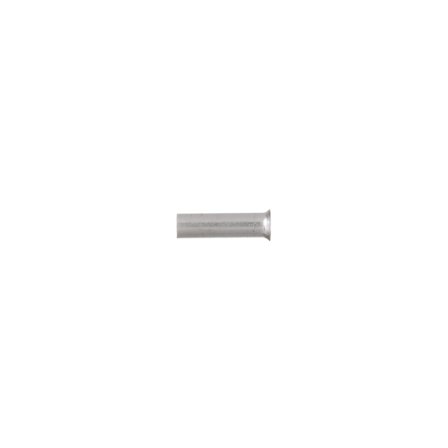 Panduit F73-7-M Ferrule, Non-Insulated, 24 AWG (0.25mm² ), 0.28-Inch Length (1,000-Pack)