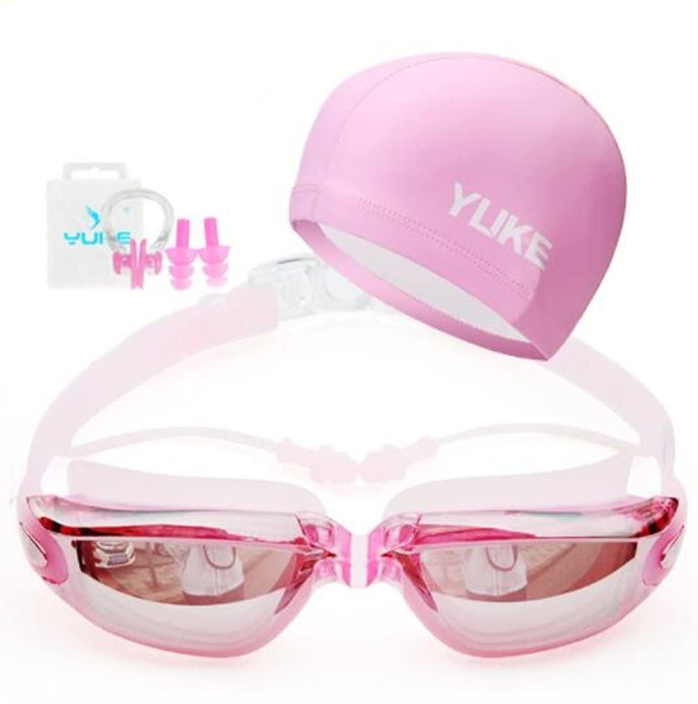 Chamberse Swimming Goggles No Leaking Anti Fog UV Protection Triathlon Swim Goggles