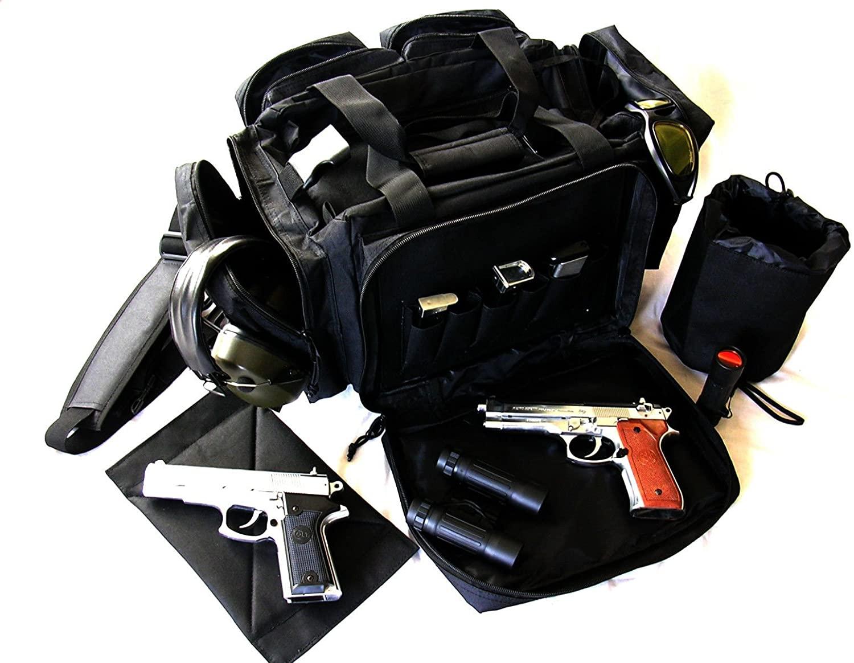 NATO Black Range Bag 20