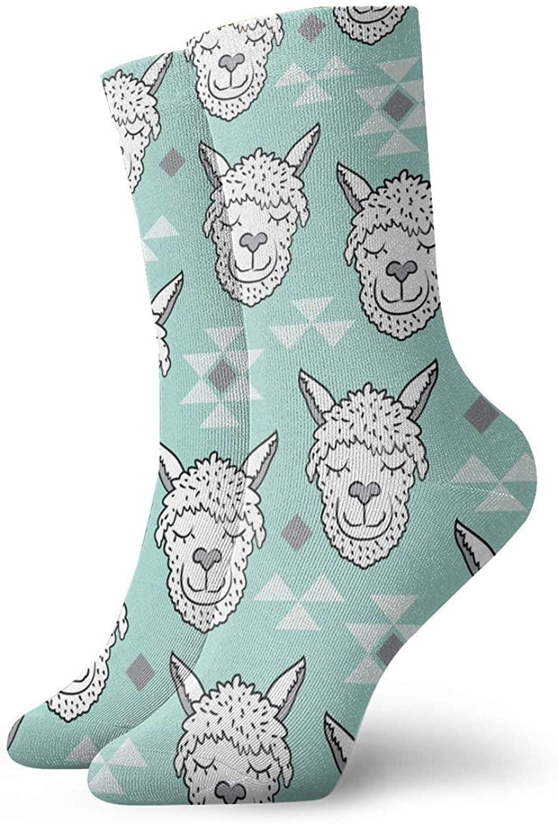 Game Life Crew Socks Sell Meng Alpaca Men Women Sock Casual Socks