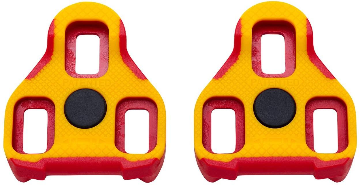 Diamondback Century Road Cleats, Red/Orange