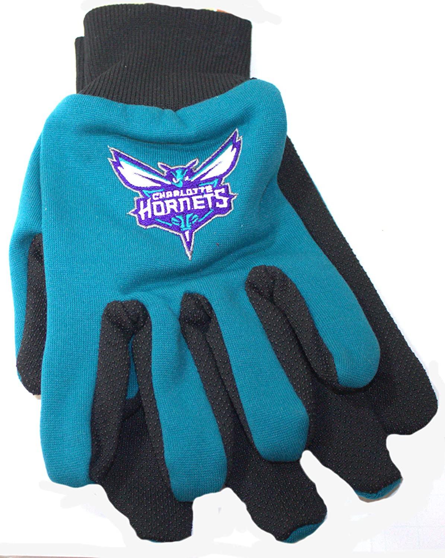 FOCO Charlotte Hornets Utility Gloves