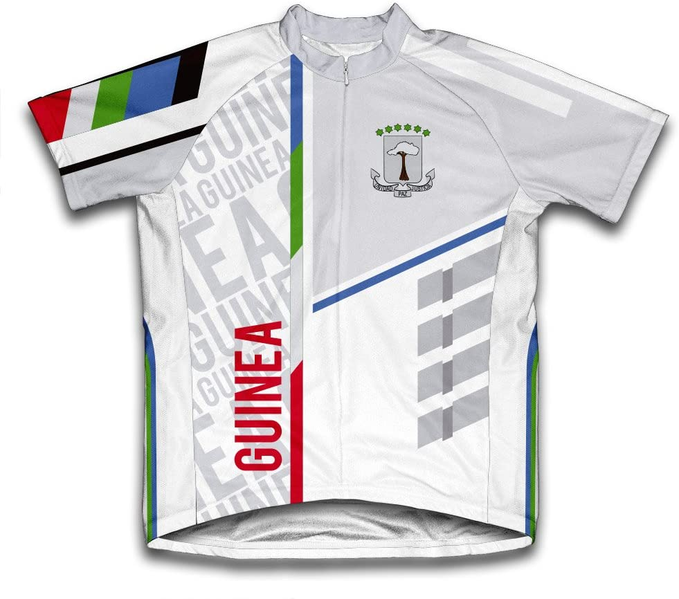 ScudoPro Guinea Short Sleeve Cycling Jersey for Men