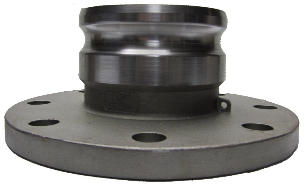PT Coupling PFA Series Ductile Iron Cam and Groove Hose Fitting, Flange, 2