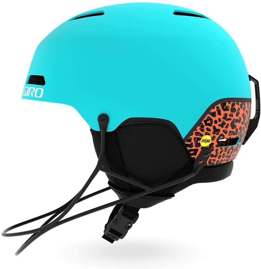 Giro Ledge SL MIPS Race Ski Helmet Matte Glacier/Cheetah LG 59–62.5cm