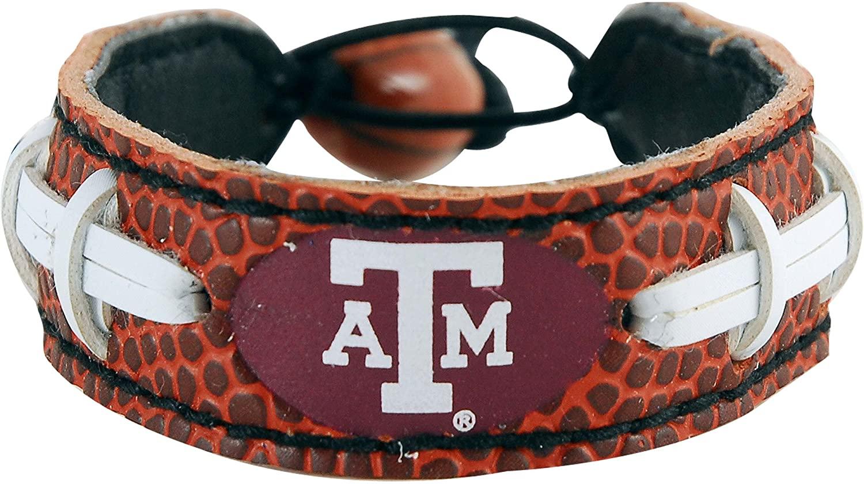 Texas A&M Aggies Classic Football Bracelet