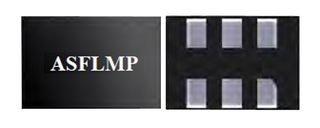 ABRACON ASFLMPC-14.7456MHZ-Z-T CMOS MEMS OSCILLATOR, 14.7456 MHZ, SMD (1 piece)