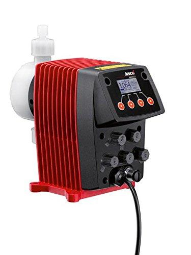 """Lutz Jesco Solenoid Driven Metering Pump, 0102P0040V012ACV1A, MAGDOS LP, 4 bar, PVDF/EPDM, 1/4"""" x 3/8"""""""