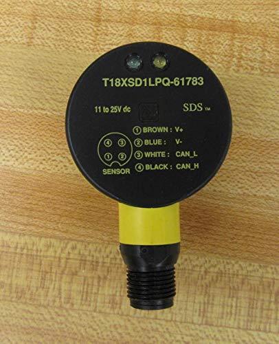 Banner T18XSD1LPQ Sensor T18XSD1LPQ 61783
