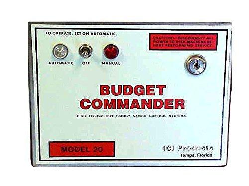 ICI Custom Parts Budget Commander Model 20 90-020