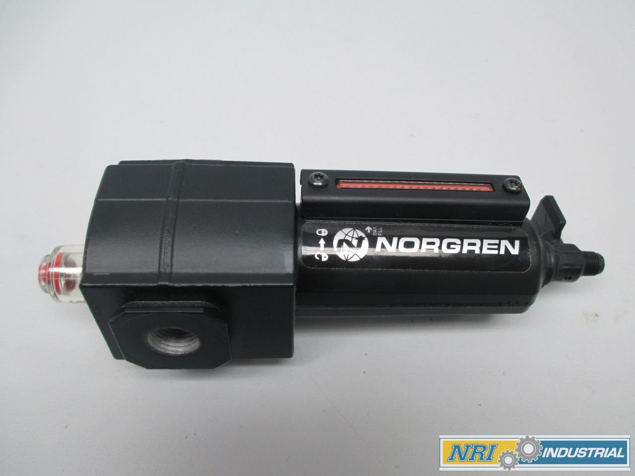 NEW NORGREN L73M-3AP-QDN 250PSI 3/8IN NPT PNEUMATIC LUBRICATOR D259551