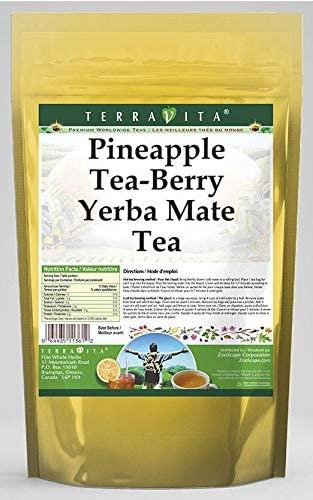 Pineapple Tea-Berry Yerba Mate Tea (50 Tea Bags, ZIN: 562147) - 3 Pack