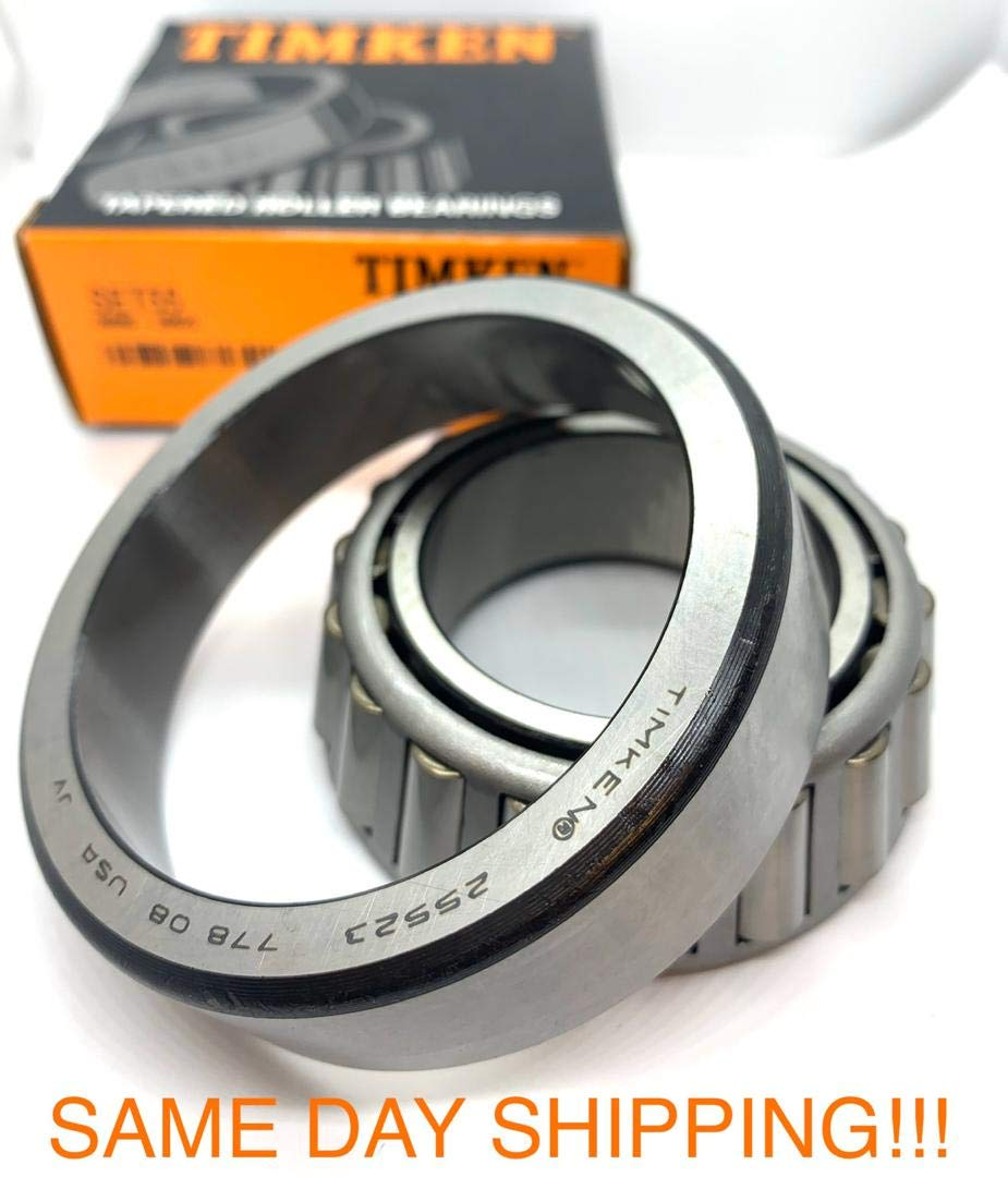 Timken 25590 Tapered Roller Bearing Cone W/ 25523 Cup Same Day Shipping!!!