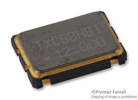 TXC 7W-12.000MBC-T OSCILLATOR, 12MHZ, 7 X 5MM, CMOS (10 pieces)