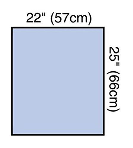3M Health Care 1089 Utility Sheet with 3M Biocade Fabric, 22