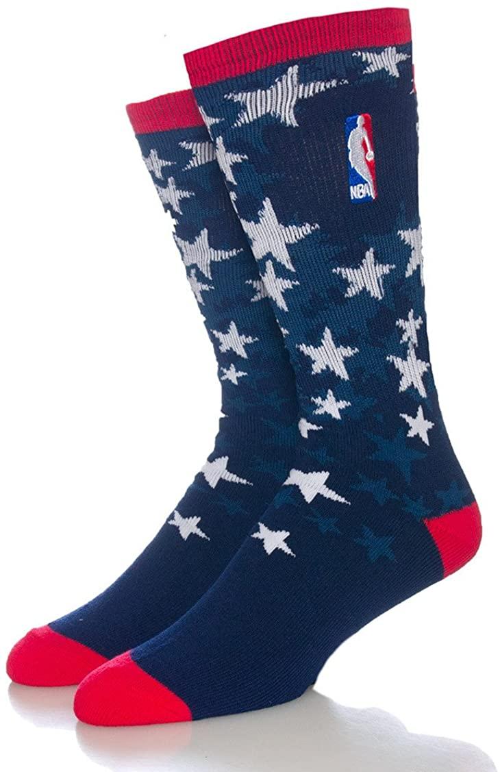 For Bare Feet Nba Veterans Day Crew Socks Navy L