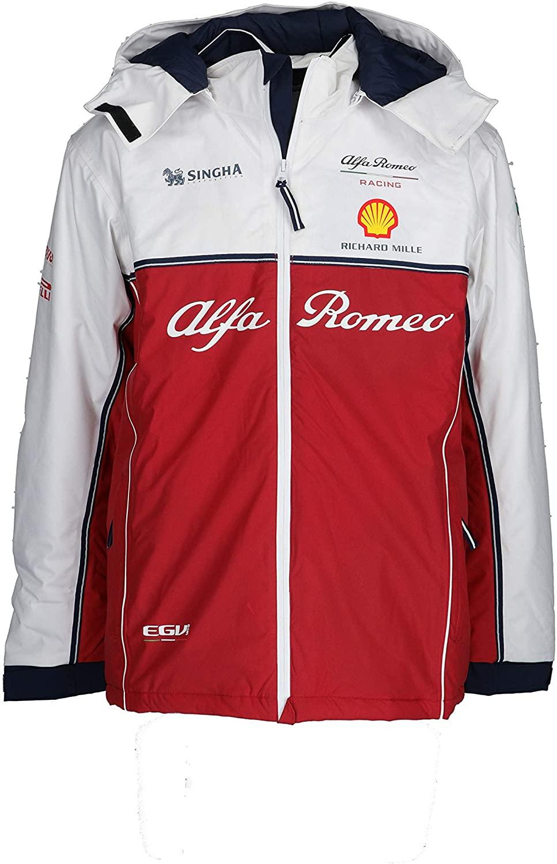 Alfa Romeo Racing F1 2019 Men's Team Winter Jacket (S)