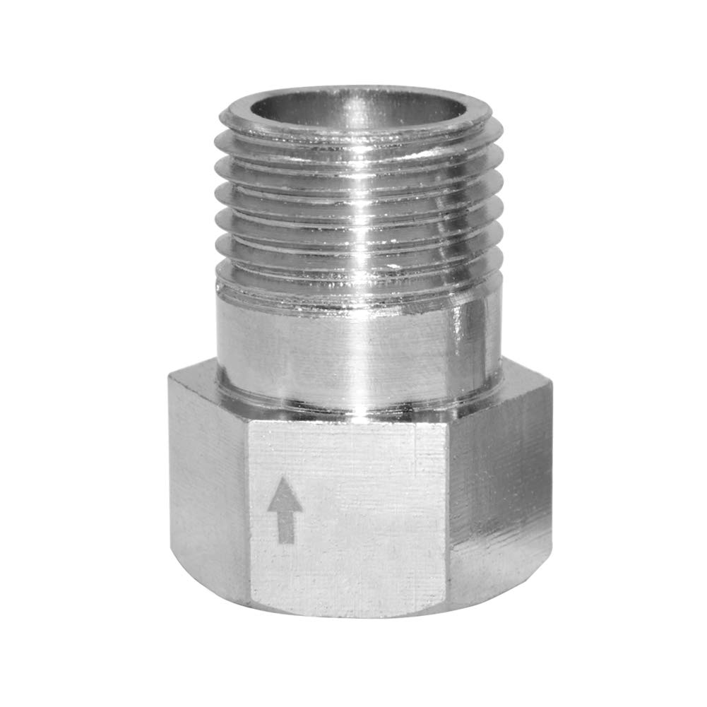 Hooshing Nickel Plating Brass Check Valve 1/2