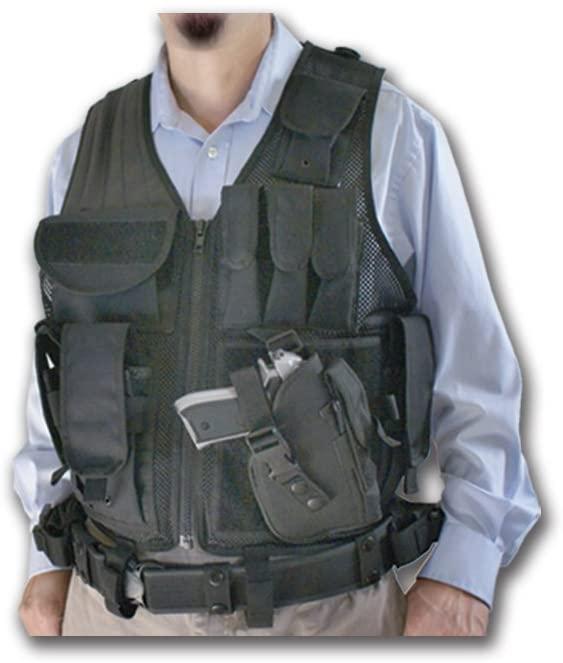TUFF ZONE Elite Modular Tactical Vest