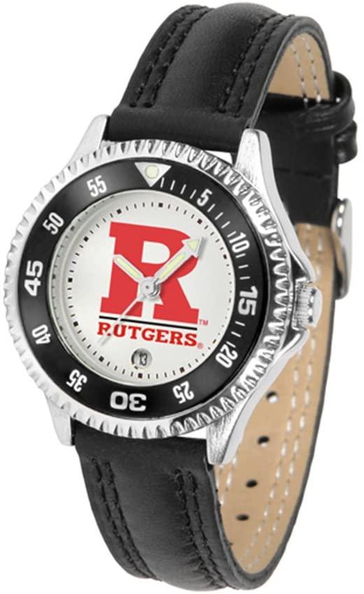 Linkswalker Ladies Rutgers Scarlet Knights Competitor Ladies Watch