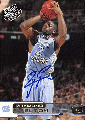 Raymond Felton autographed Basketball Card (North Carolina Tar Heels) 2005 Press Pass Rookie #G10 - Unsigned Basketball Cards