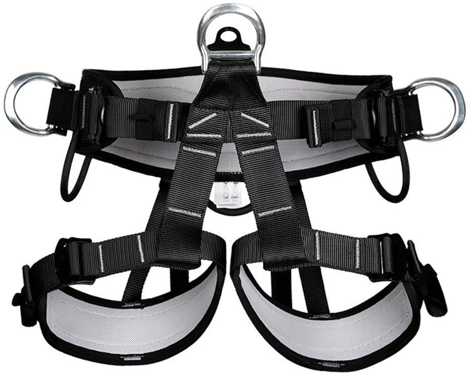 thrive&HXT Pro Tree Carving Fall Protection Rock Climbing Equip Gear Rappelling Harness