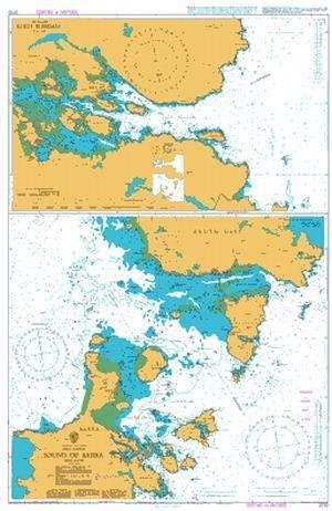 BA Chart 2770: Scotland – West Coast, Outer Hebrides, Sound of Barra