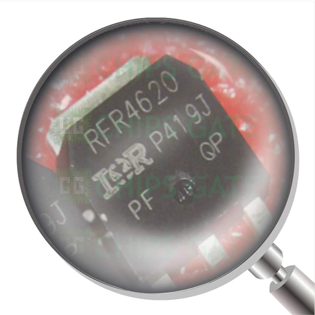 3Pcs IRFR4620TRLPBF Mosfet N-Ch 200V 24A Dpak 4620 Irfr4620