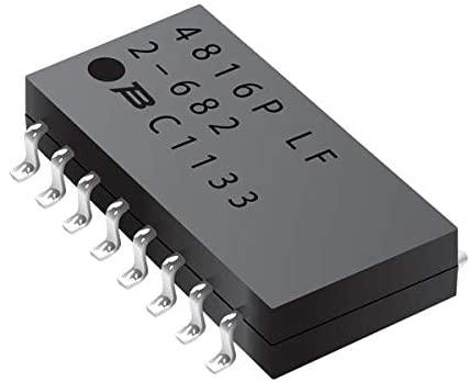Resistor Networks Arrays 4.7K 2% 16Pin SMT - Pack of 100 (4816P-2-472LF)