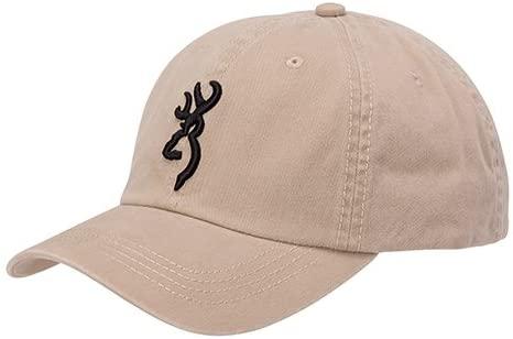 Browning 308361581 Cap, Ace, Khaki