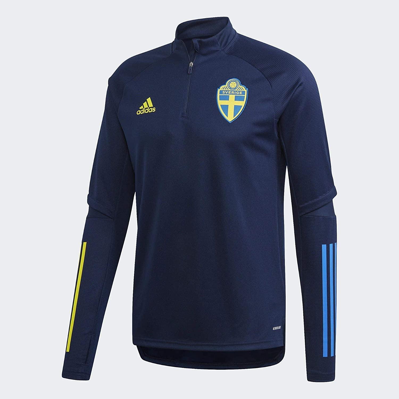 adidas 2020-2021 Sweden Training Top (Night Indigo)