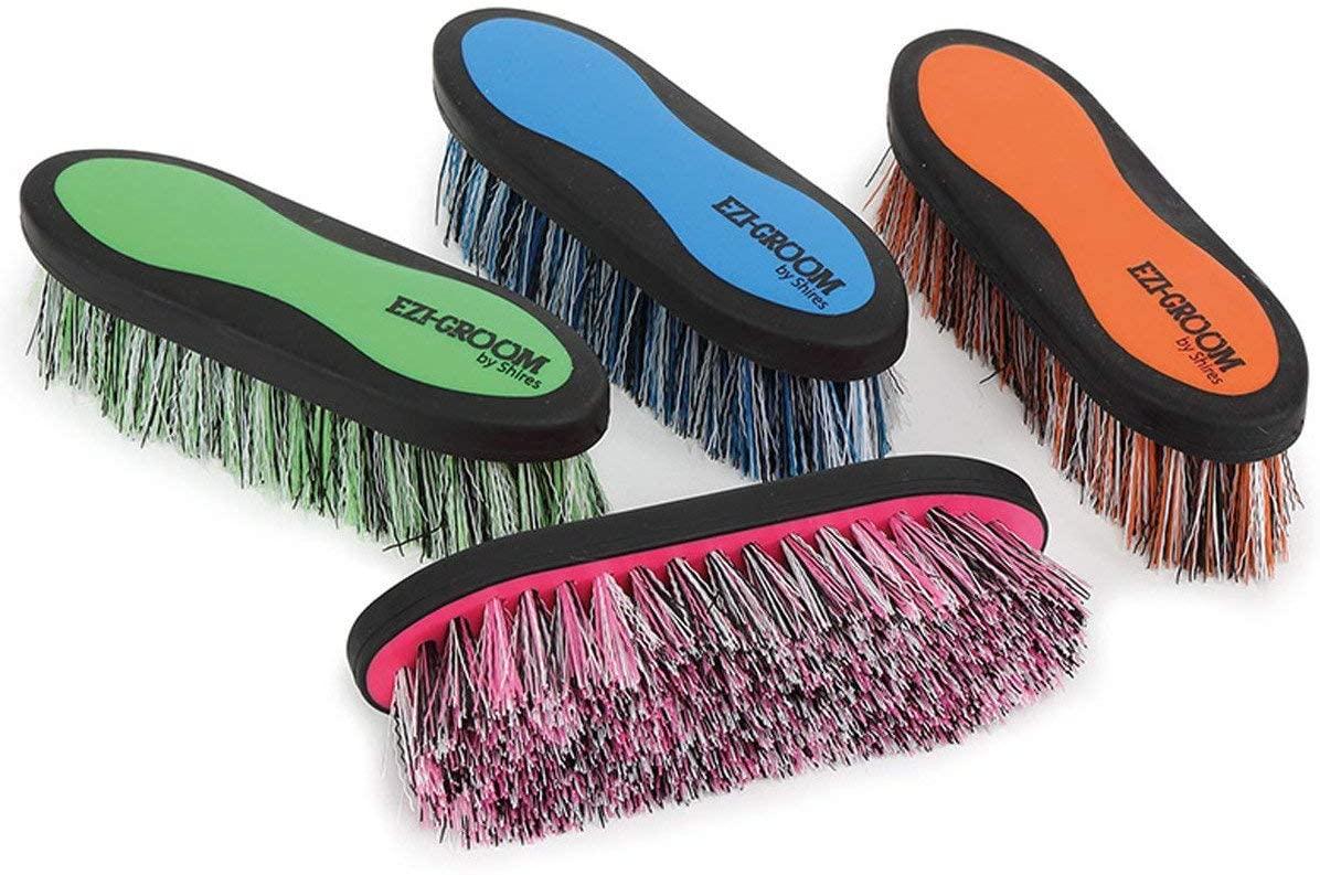 Shires Ezi-Groom Dandy Brush - Large