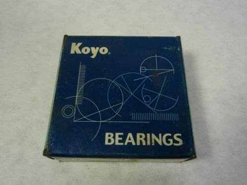 Koyo L44643R Tapered Roller Bearing 1.98 OD