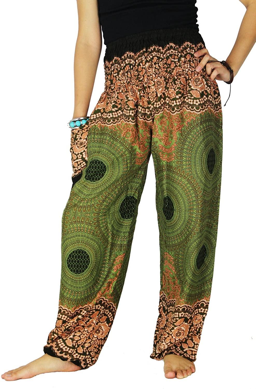 Foutaz Harem Pants,Yoga and Dance Pants