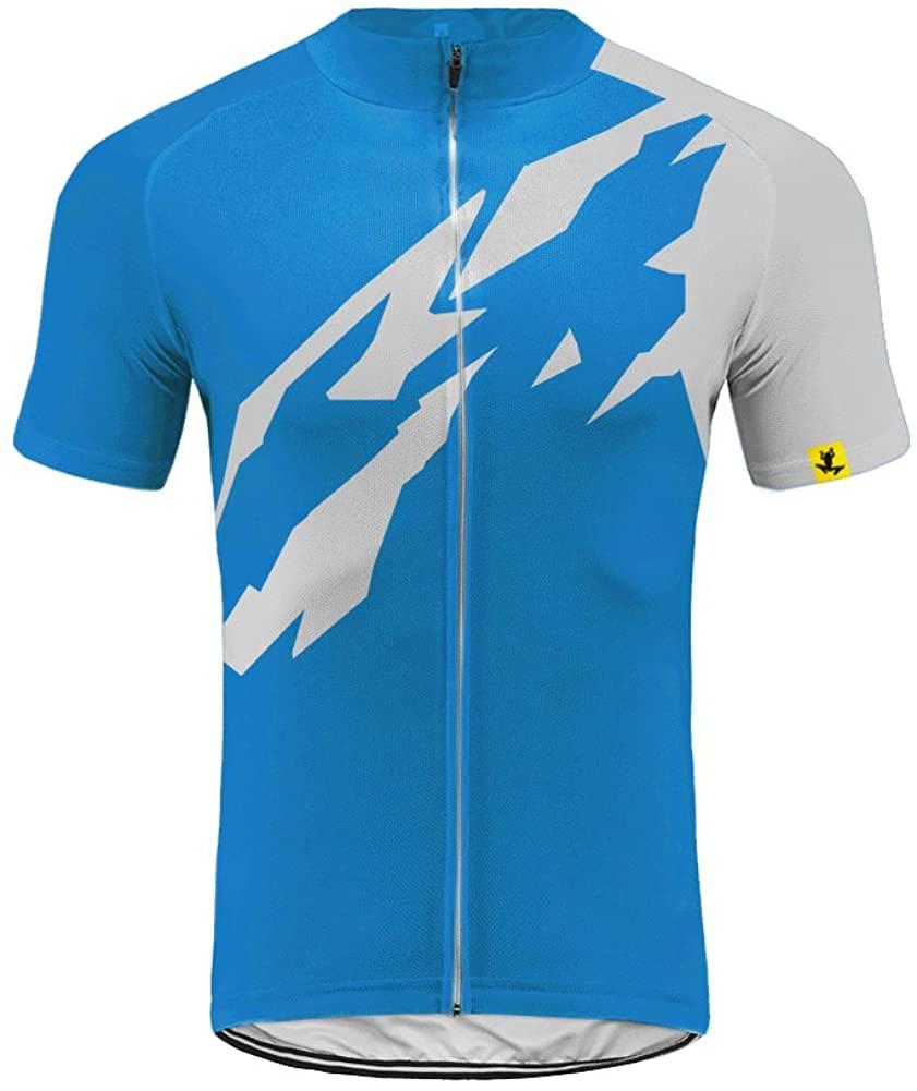 Uglyfrog Bike Wear Newest Designs Mens Cycling Jersey Short Sleeves Bicycle Bike Racing Clothing/Shirt