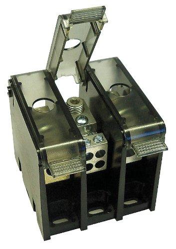 Pwr Dist Block, 380A, 3P, 4AWG-500 MCM, 600V